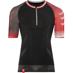 Compressport Trail Running Løbe T-shirt sort